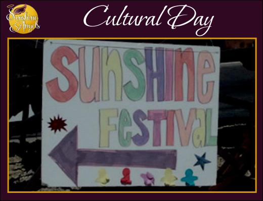 Sunshine Angels Celebrates Cultural Day