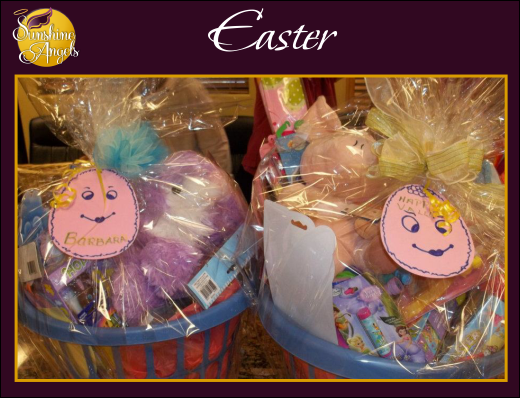 Sunshine Angels Celebrates Easter
