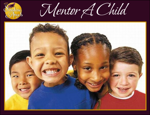 Sunshine Angels Mentor A Child