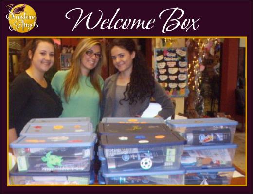 Sunshine Angels Welcome Box